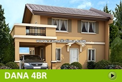 Dana House and Lot for Sale in Lima Philippines