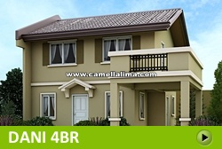 Dani House and Lot for Sale in Lima Philippines
