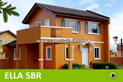 Ella House and Lot for Sale in Lima Philippines
