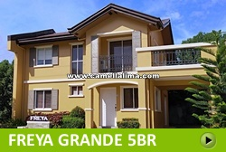 Freya House and Lot for Sale in Lima Philippines