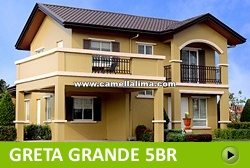 Greta House and Lot for Sale in Lima Philippines