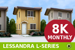 Lessandra Affordable Houses in Camella Lima